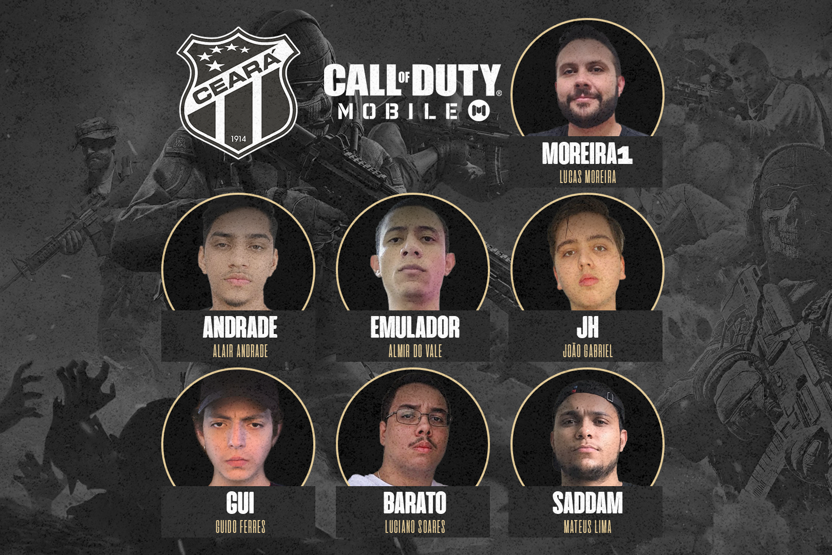 eSports: Ceará anuncia ingresso no Call of Duty  Mobile